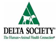 delta society, human-animal health connection